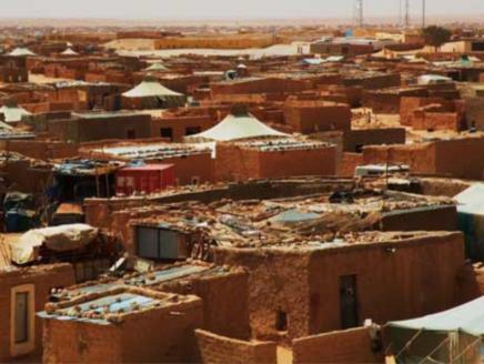 امريكا تعترف بالسيادة المغربية على الصحراء.